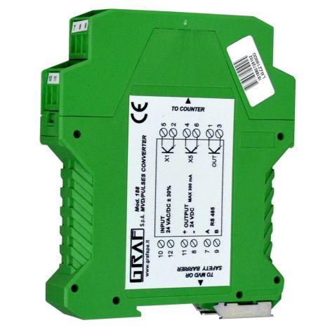 MVD/Pulses converter